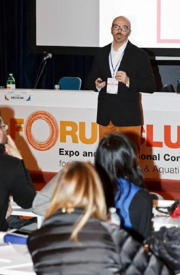 Luca Ercolani Relatore Eventi Fitness Marketing e Digital Marketing