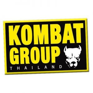 Logo Clienti Estero di Luca Ercolani: Kombat Group Thailandia