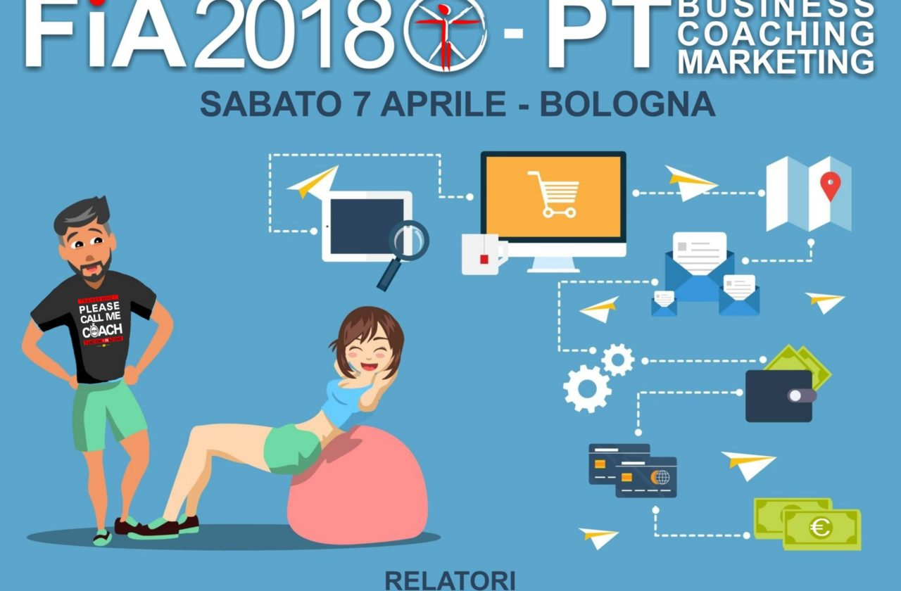 Funzioni in azione 2018: fitness marketing per personal trainer
