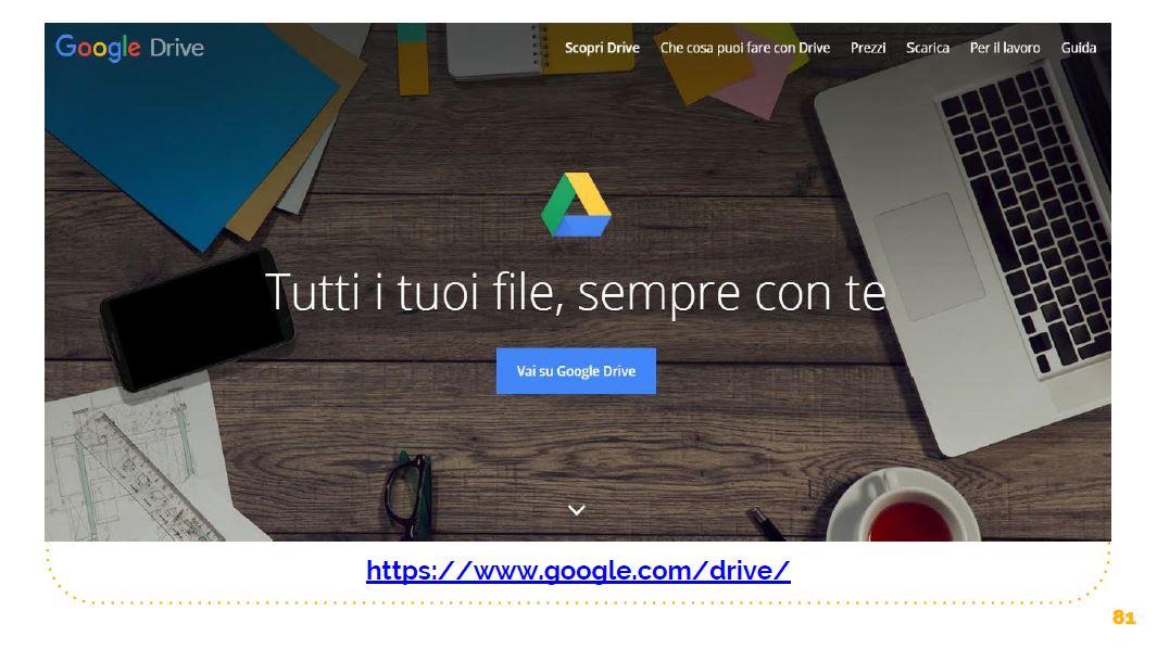 Presentazione di Luca Ercolani: i migliori strumenti digital marketing per fitness club - Google Drive