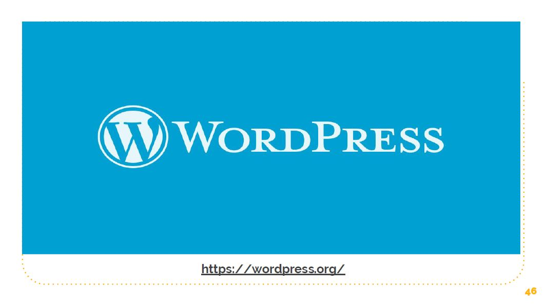Presentazione di Luca Ercolani: i migliori strumenti digital marketing per fitness club - Wordpress