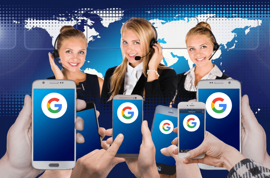 Come Google rende inefficace il telemarketing palestra
