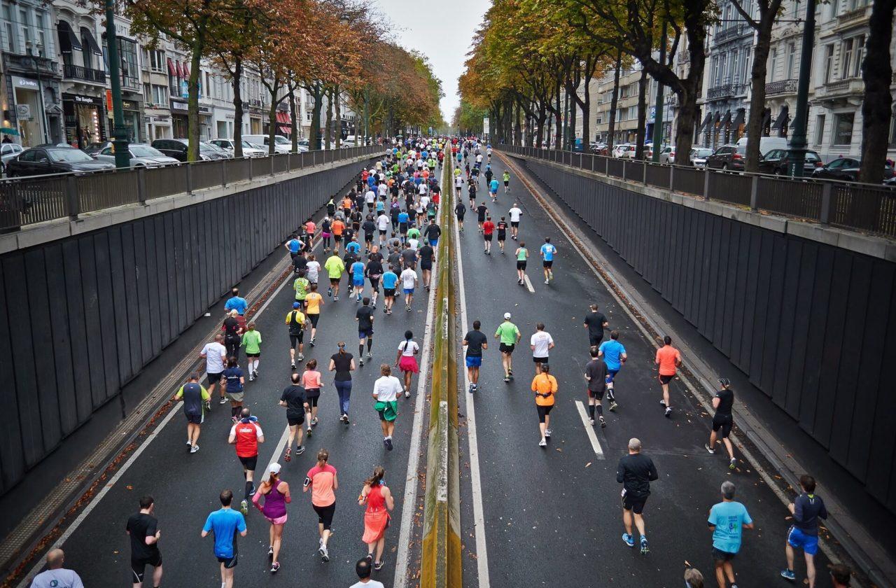 il grande business della maratona