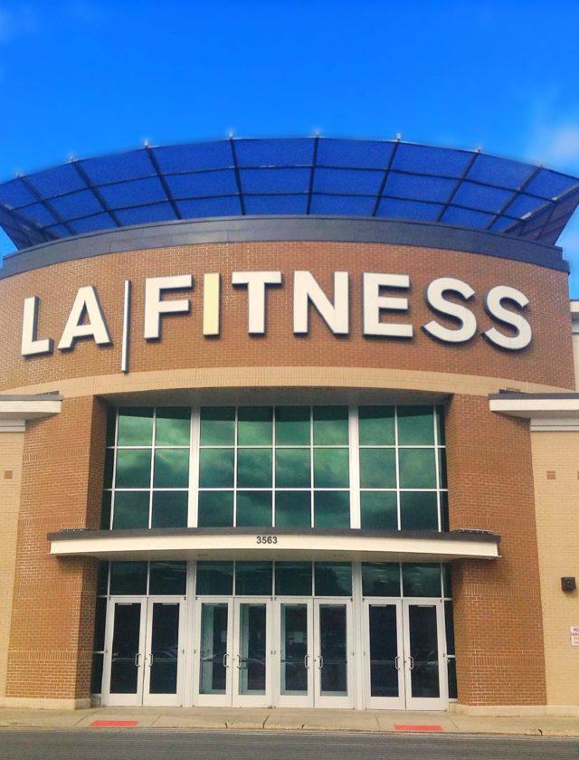 Top 10 migliori palestre americane: LA Fitness